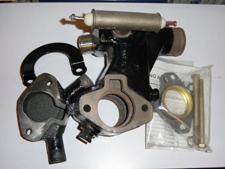 Thermostat hus kit
