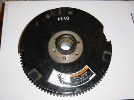 Svinghjul til 30 HK Mariner